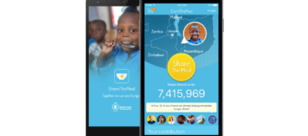 Share The Meal –  The First App To Fight Hunger