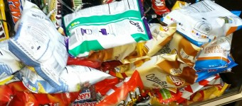 Earthquake? Free food!