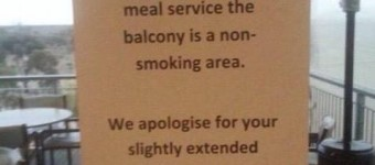 We apologise for your slightly extended lifespan
